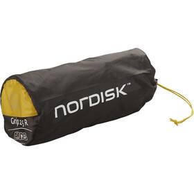Nordisk Grip 2.5 Liggeunderlag L, gul/sort